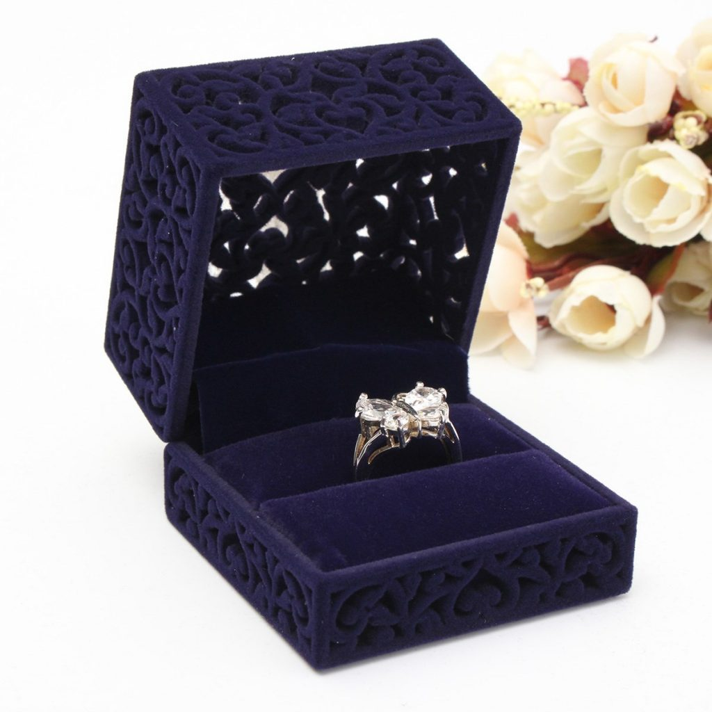 Картинки коробочка для кольца
