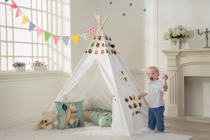 Top 10 Tips Before Choosing the Perfect Play Tents for ...
