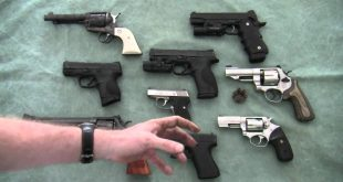 Top 10 Home Defense Handguns That Do The Trick