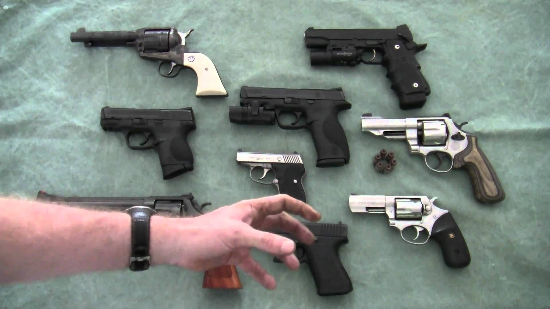 Photo of Top 10 Home Defense Handguns That Do The Trick