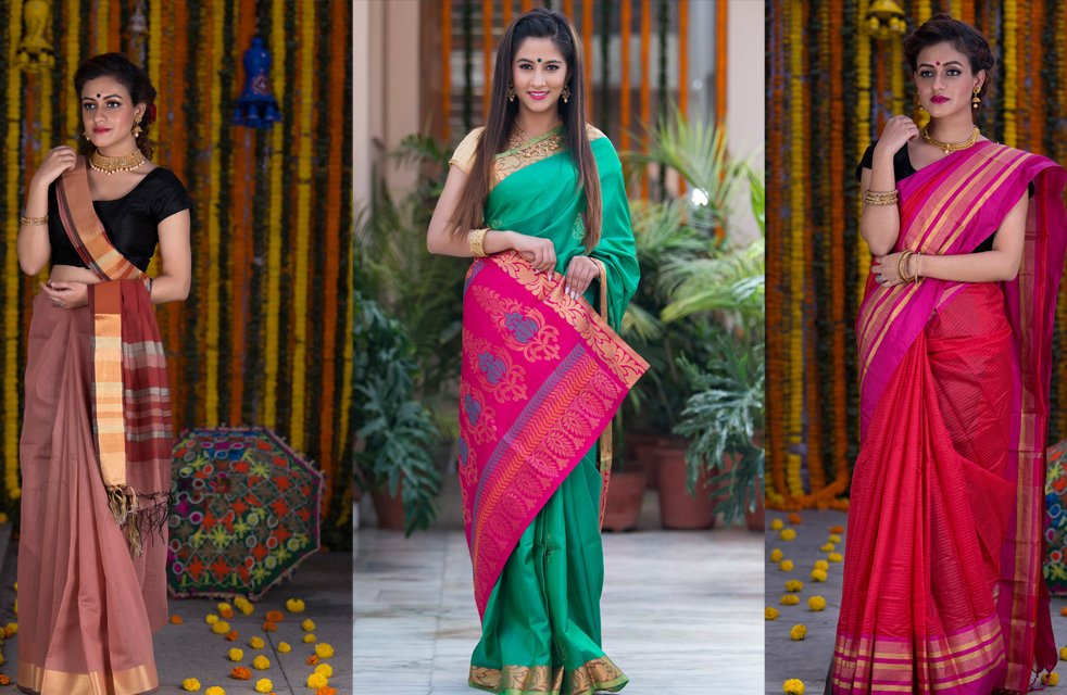 Photo of Make Your Summer Soirees Fun With These Indian Sarees!