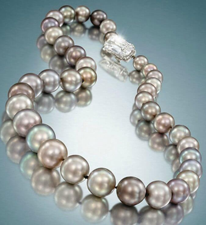 Photo of Top 10 Most Expensive Pearl Jewelry Pieces Ever Sold at Auction