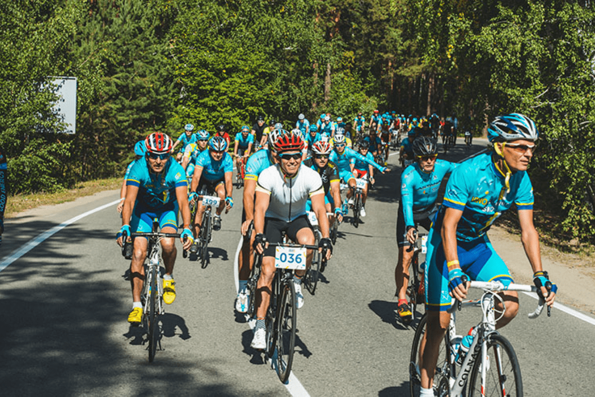 Photo of Burabike by Bulat Utemuratov – the Most Large-scaled Fundraiser Took Place in Kazakhstan