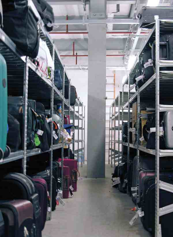 Airport Lockers Secrets: 10 Most Common Items Left Behind