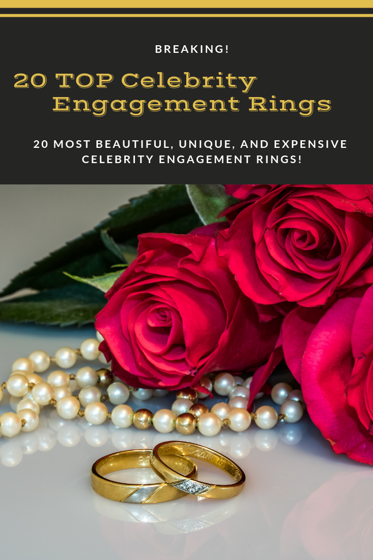 Photo of 20 Most Famous Celebrity Engagement Rings in 2020