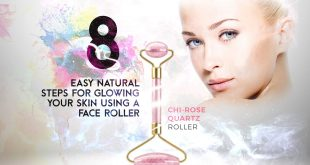 8 Easy Natural Steps to Glow Your Skin Using A Face Roll