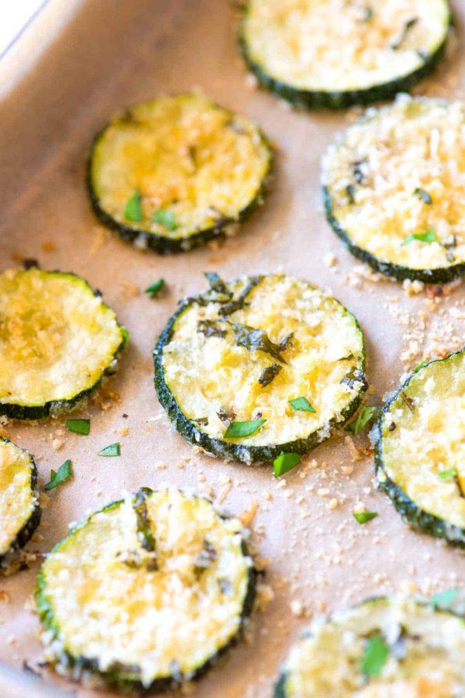Zucchini Delicious Keto Snacks