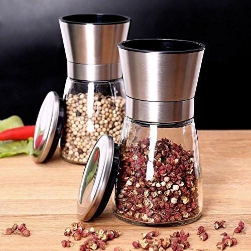Photo of Top 10 Latest Salt and Pepper Grinders That Match Kitchen Trends
