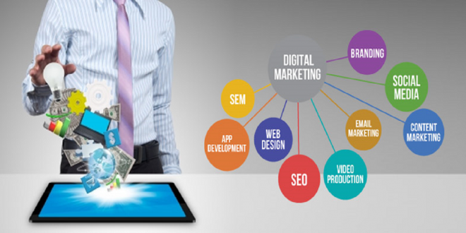 Online Strategy for Digital Branding and SEO Marketing