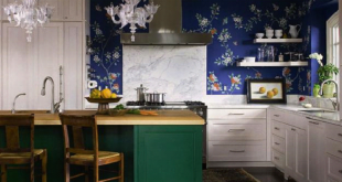 Top 9 Ways to Spice Up Your Kitchen with a Wallpaper