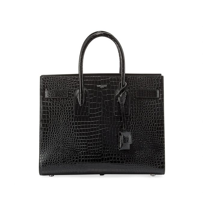 Saint Laurent French Handbag Designers company