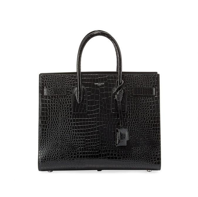 Saint Laurent French Handbag Designers company