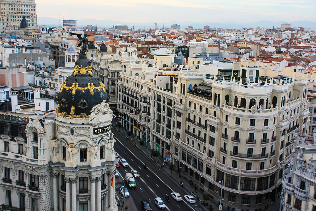 Photo of 10 Reasons Why Madrid is Attractive for Young Professionals