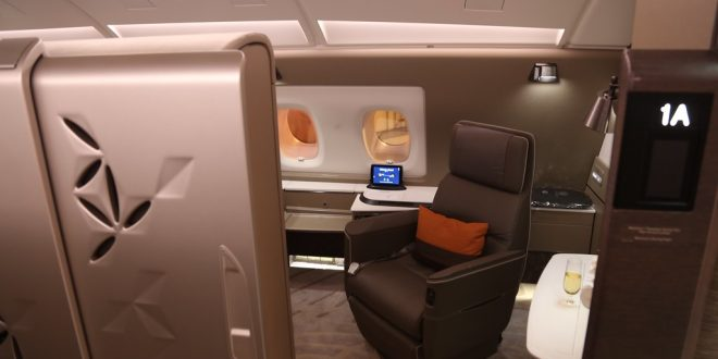 Top 10 Most Luxurious Flights in the World