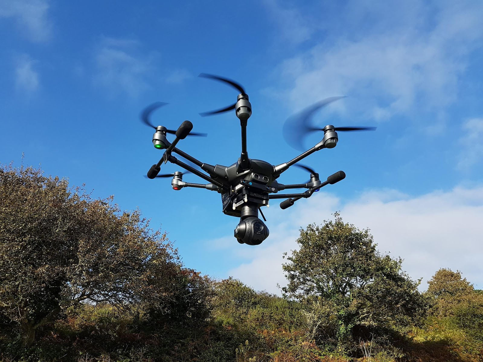 Photo of Top 10 High Tech Drones and Their Applications
