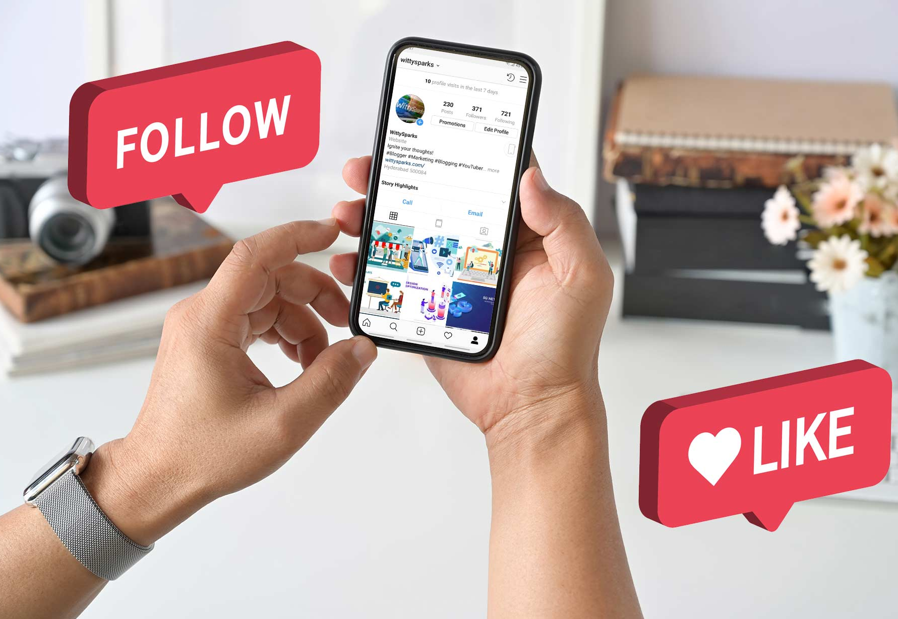 Photo of Best Sites for Instagram Followers in 2020