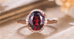 Why You Should Choose Garnet for Your Engagement Ring