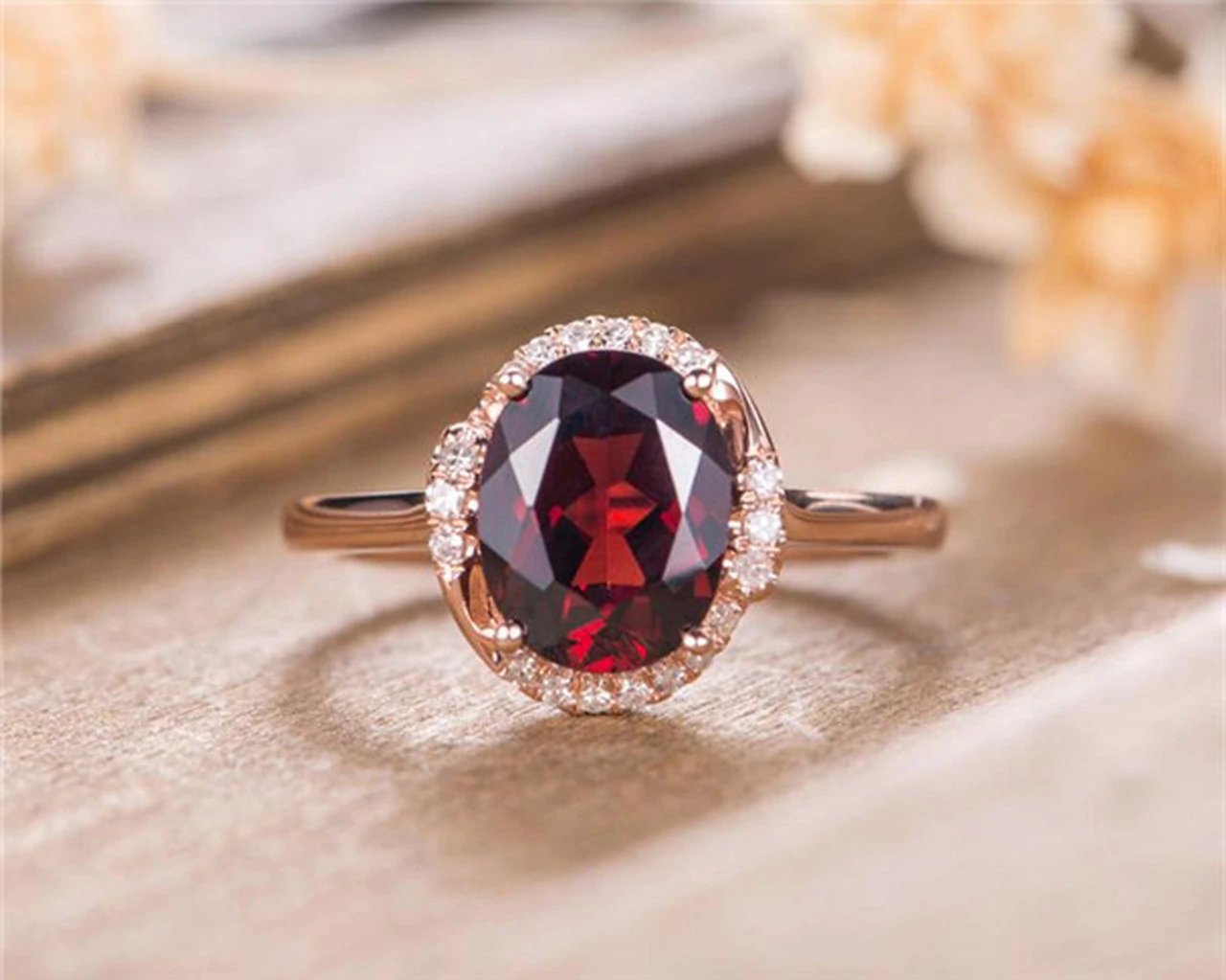 Photo of Why You Should Choose Garnet for Your Engagement Ring