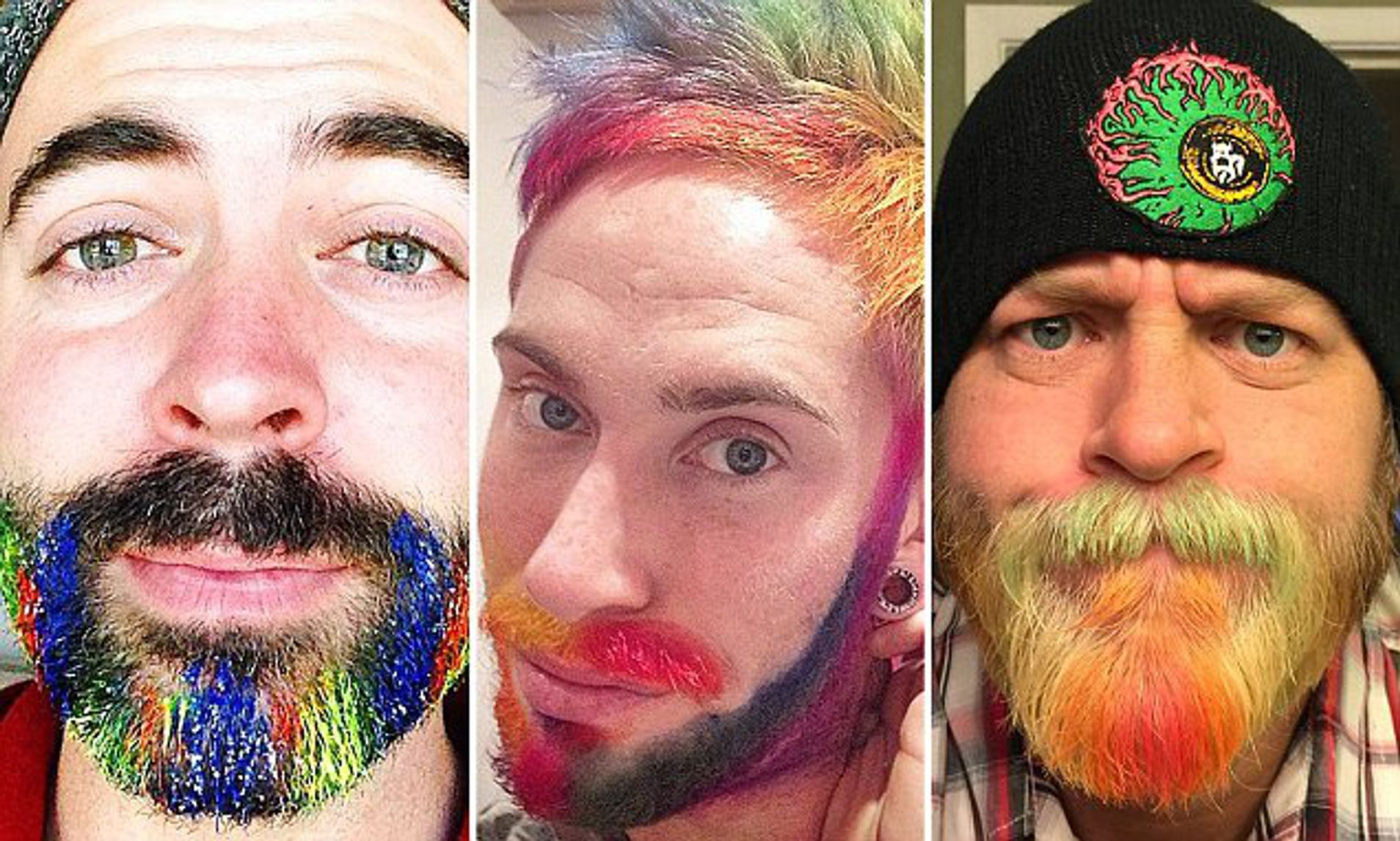 Photo of Top 10 Most popular Beard Colors Trending in 2020