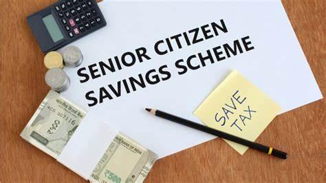 Senior Citizen Saving Scheme (SCSS)