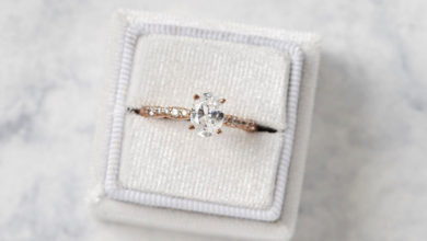 Photo of Engagement Ring Styles from the 70s, 80s, 90s, and Today