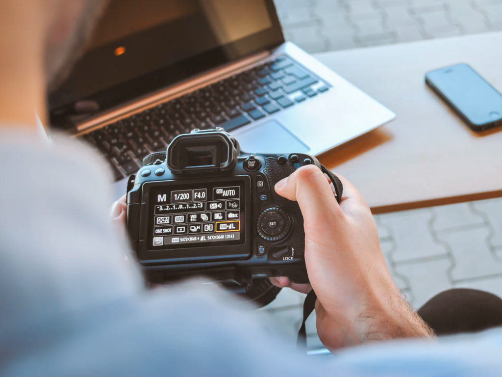 Brand your photography business
