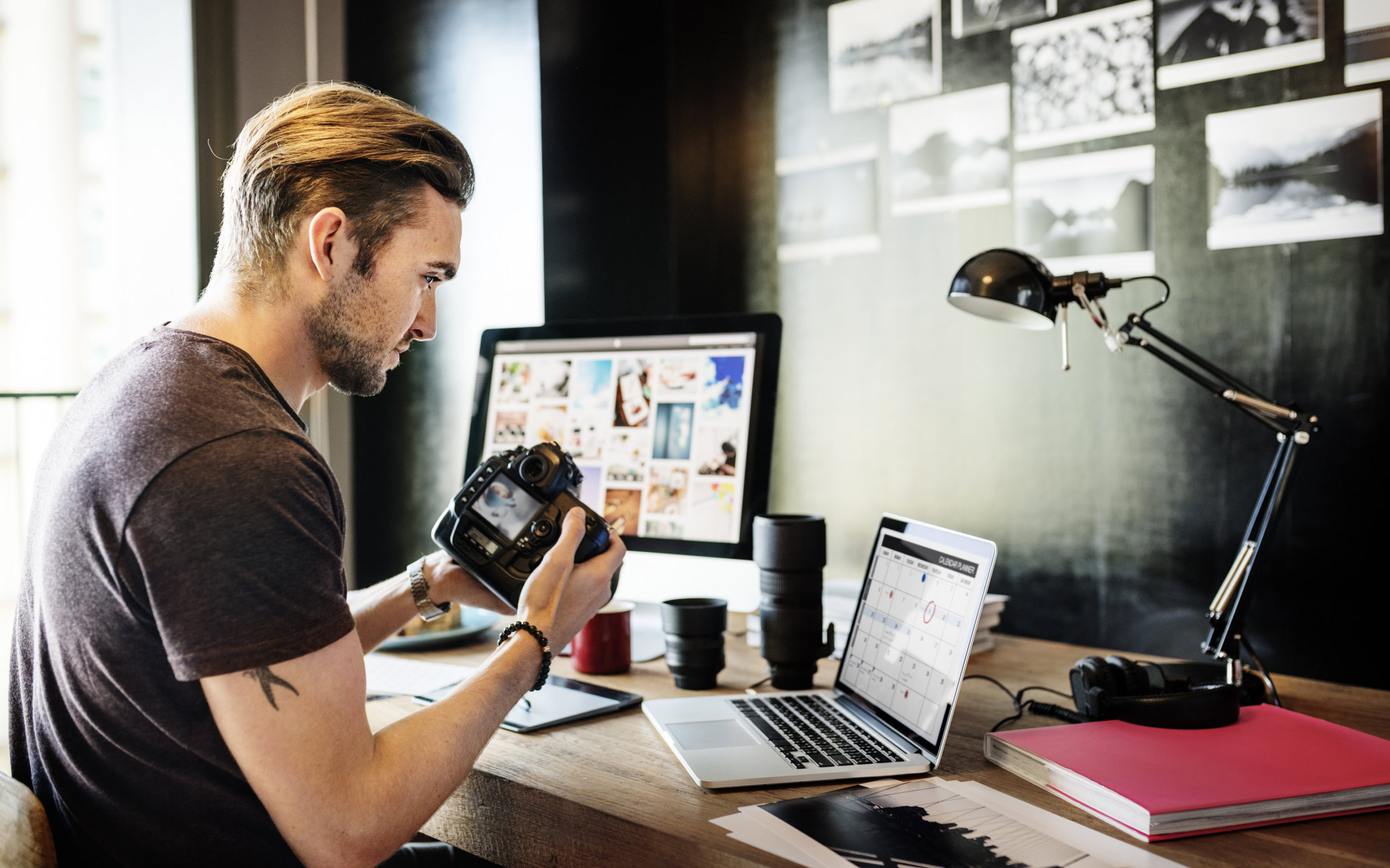 Develop your skills of photography business
