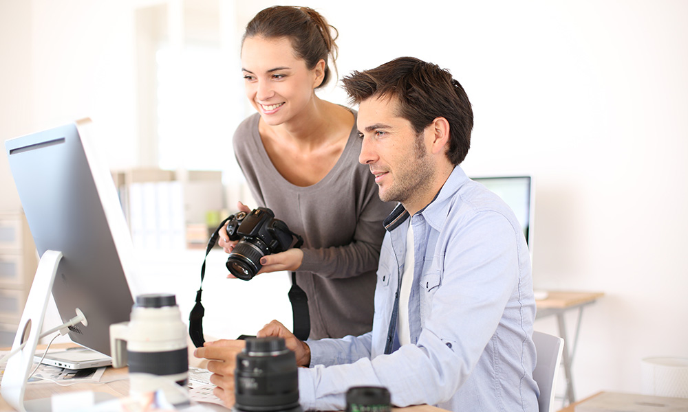 Search for local photographers to start your local business