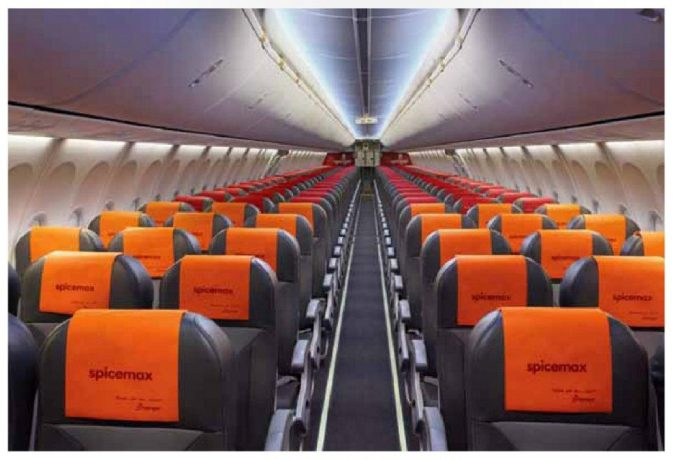 Comfortability with SpiceJet Airlines