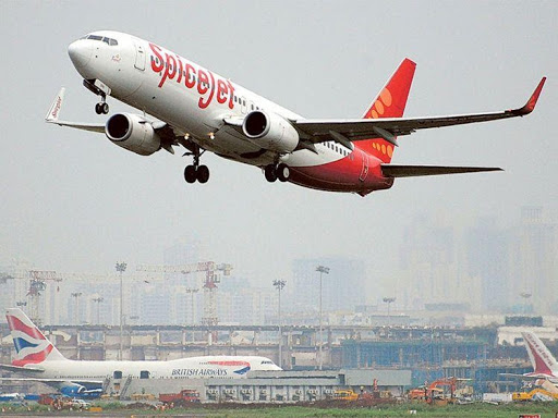 SpiceJet Airlines have no flight delays