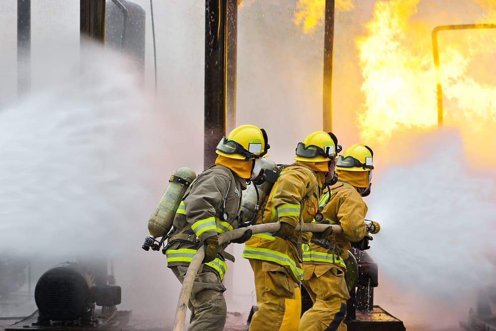 successful firefighters