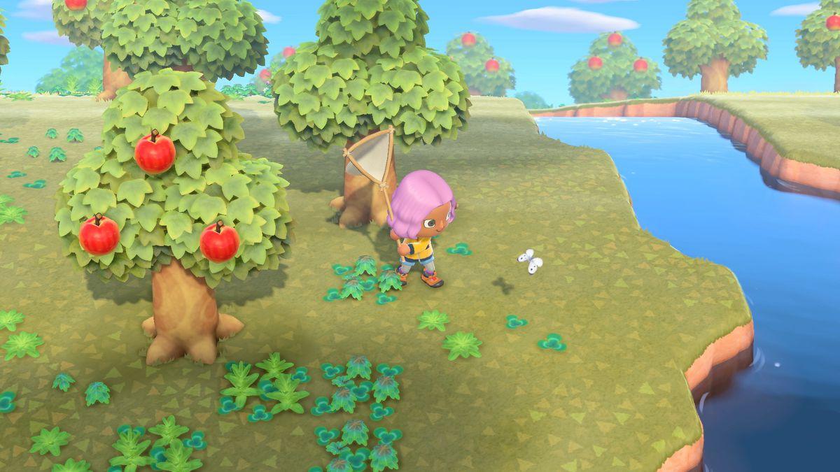Alternative Fruit Island