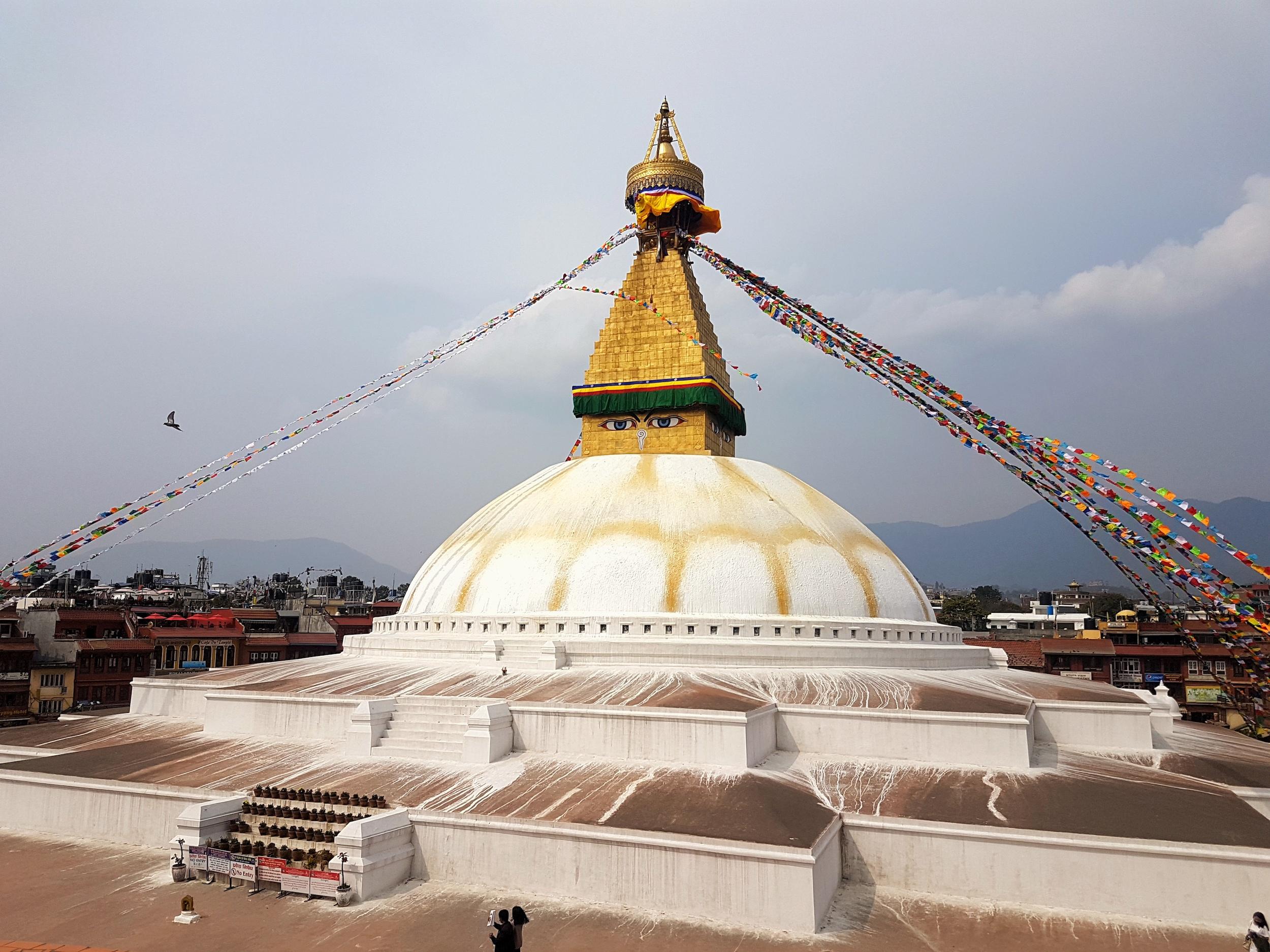 Boudh stupa