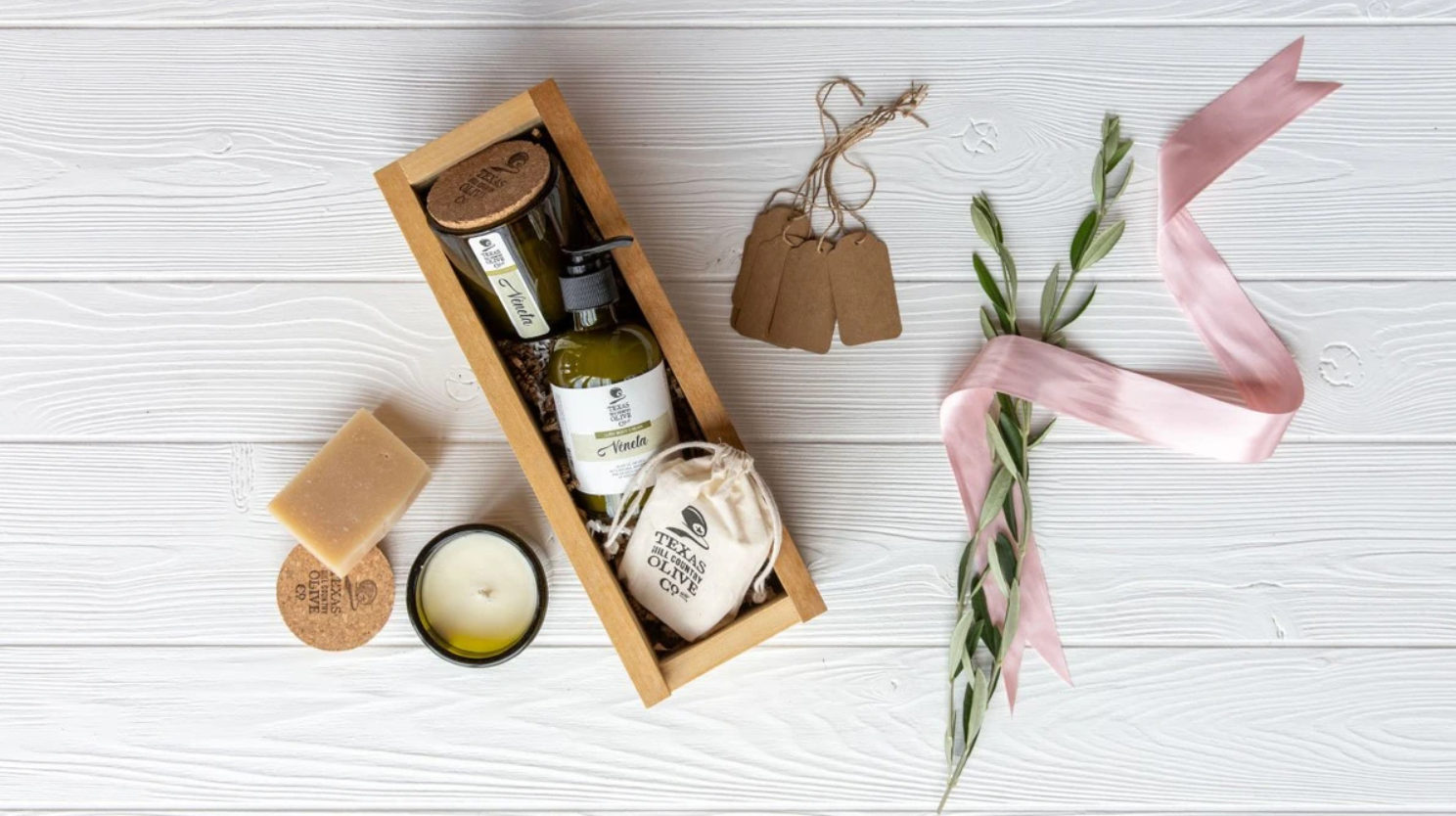 Texas Olive Oil As A Gift