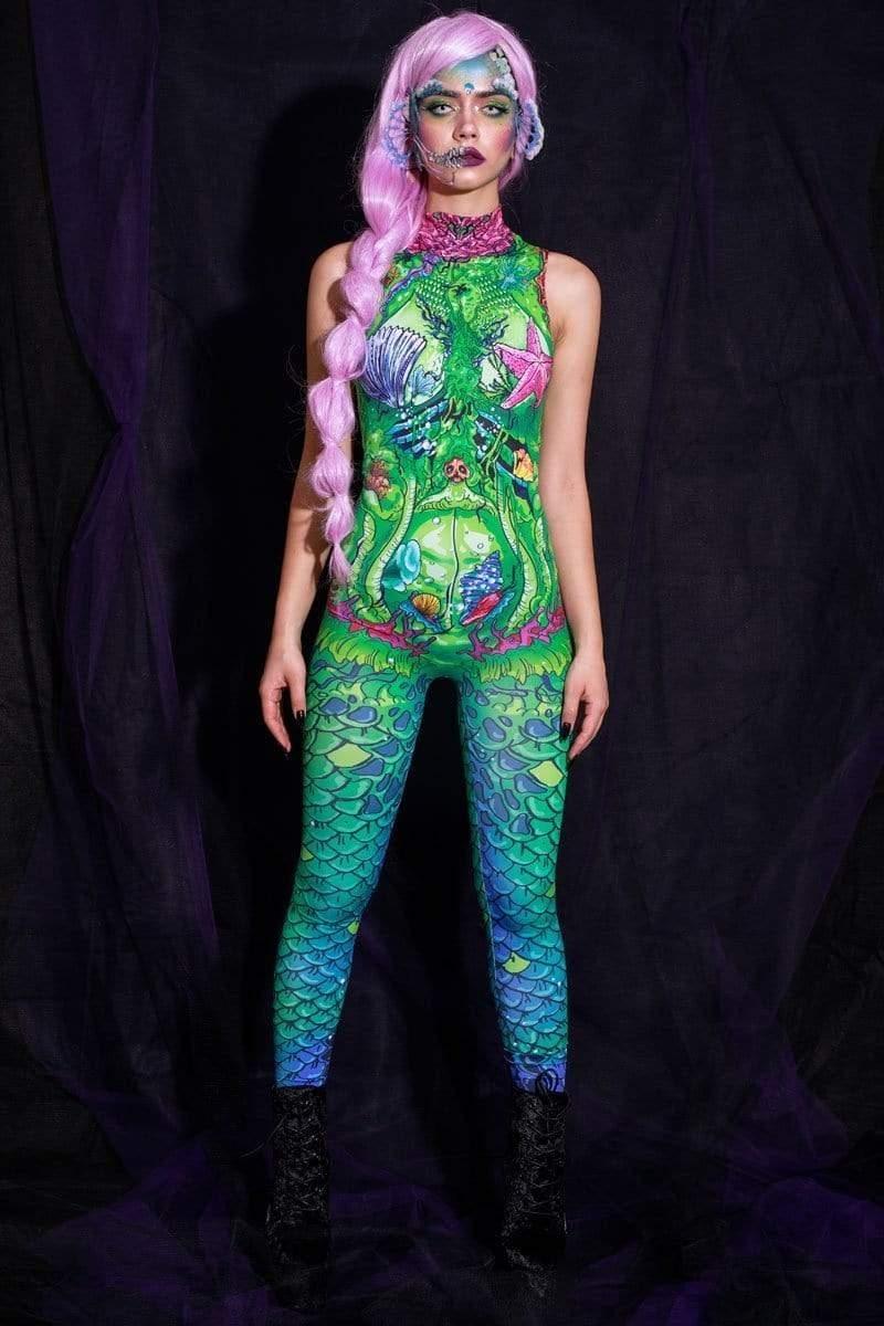 A Mermaid Costume