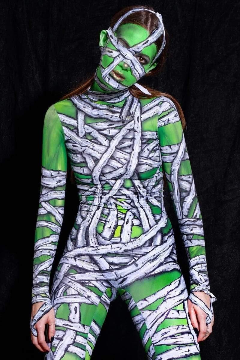 A Mummy Costume