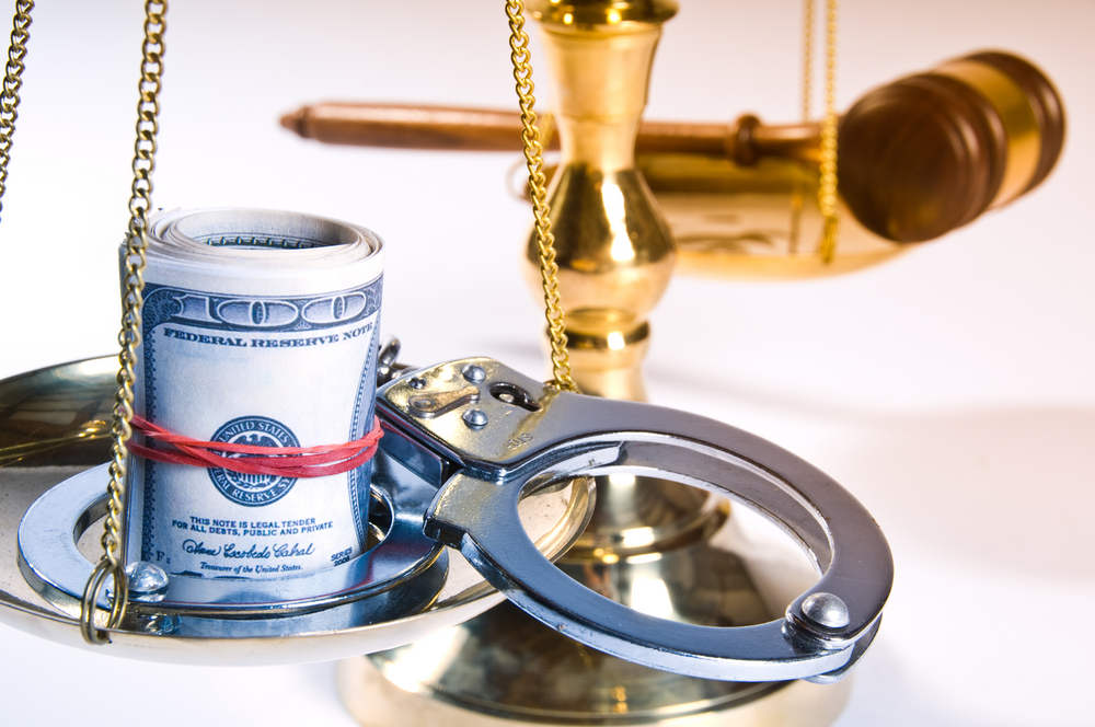 lawyer and court fines