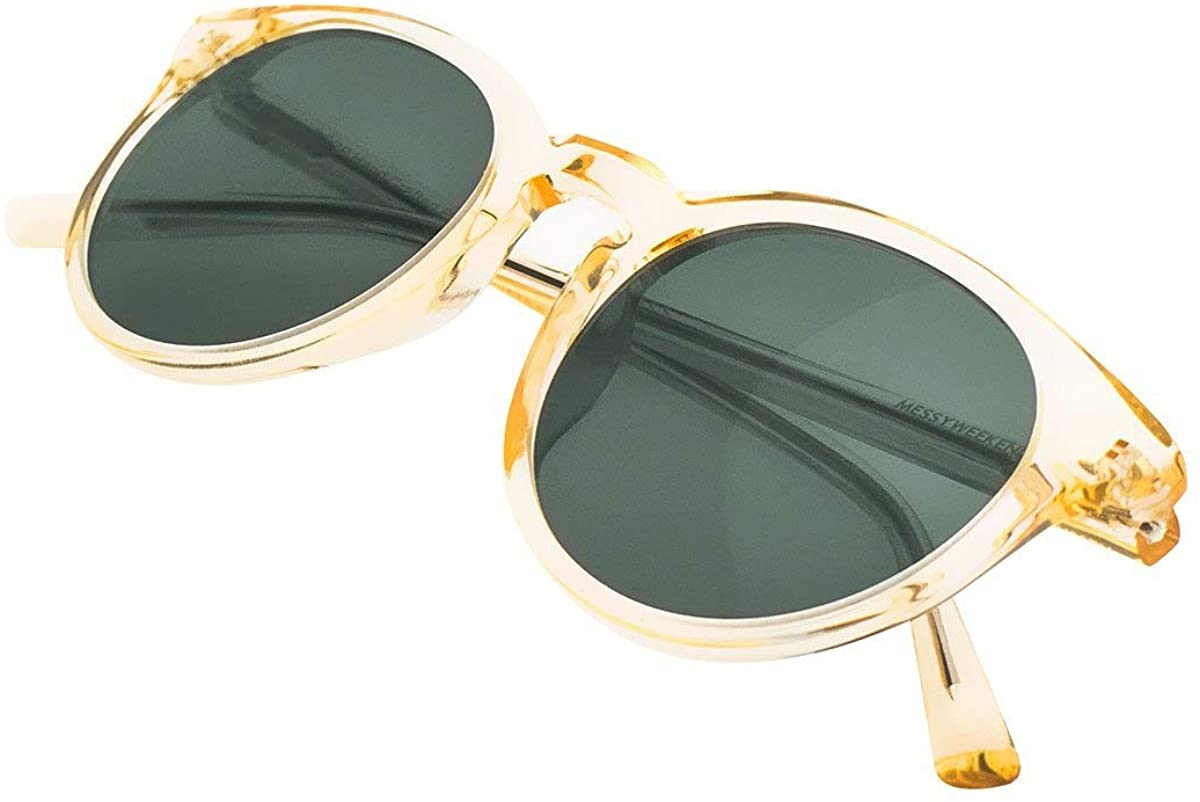 light and transparent sunglasses from MessyWeekend