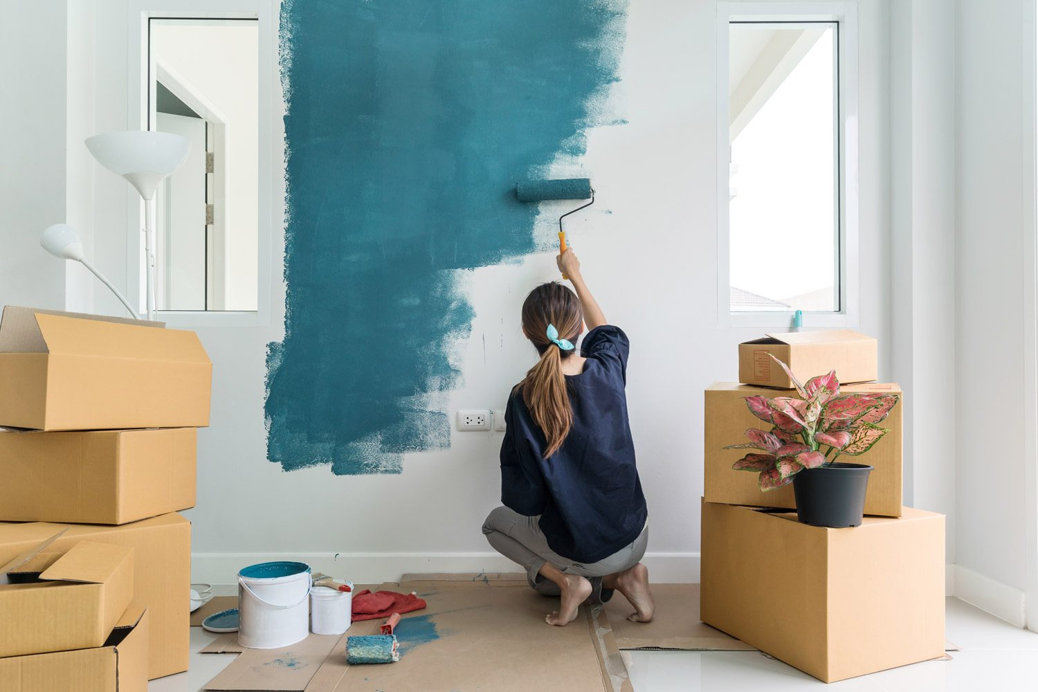 painting in your home