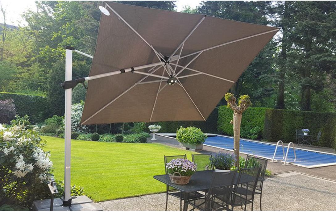 Solero garden parasol