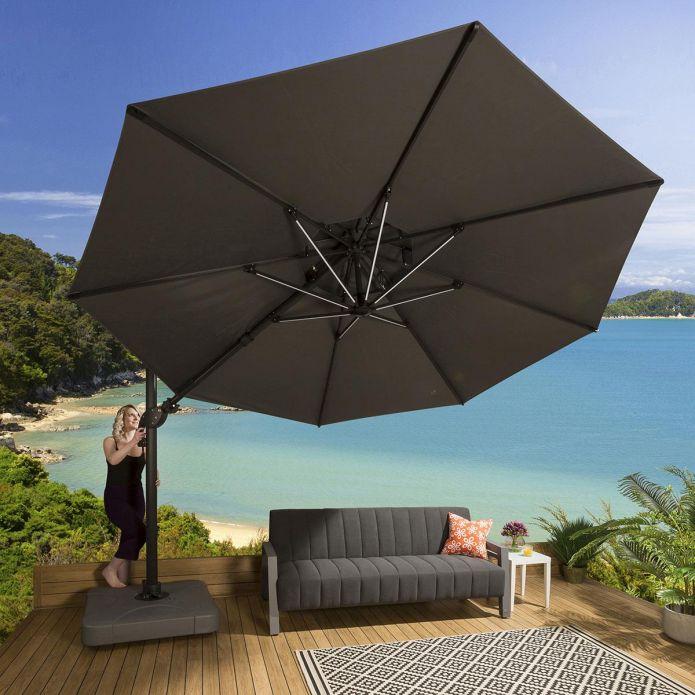 tilting parasol